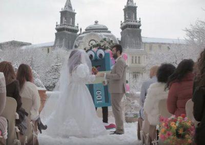 Паричко на сватба