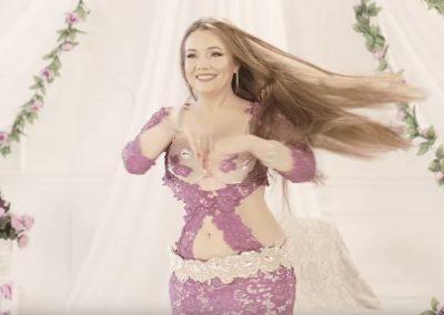 Ориенталски танц на Невена Тачева – балади